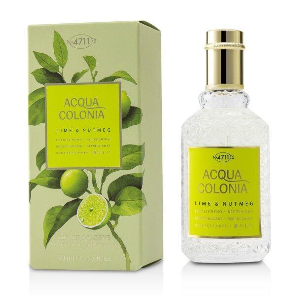 Buy 4711 - Acqua Colonia Lime & Nutmeg Eau De Cologne Spray 50ml/1.7oz Singapore