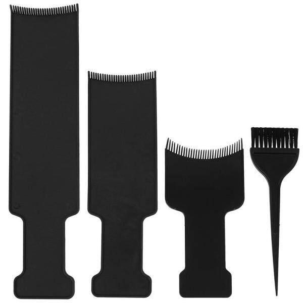 Bộ Dụng Cụ Tạo Mẫu Tóc Dễ Sử Dụng, Bộ Làm Nổi Bật Màu Tóc, Nhuộm Màu, Làm Nổi Bật Tóc cao cấp