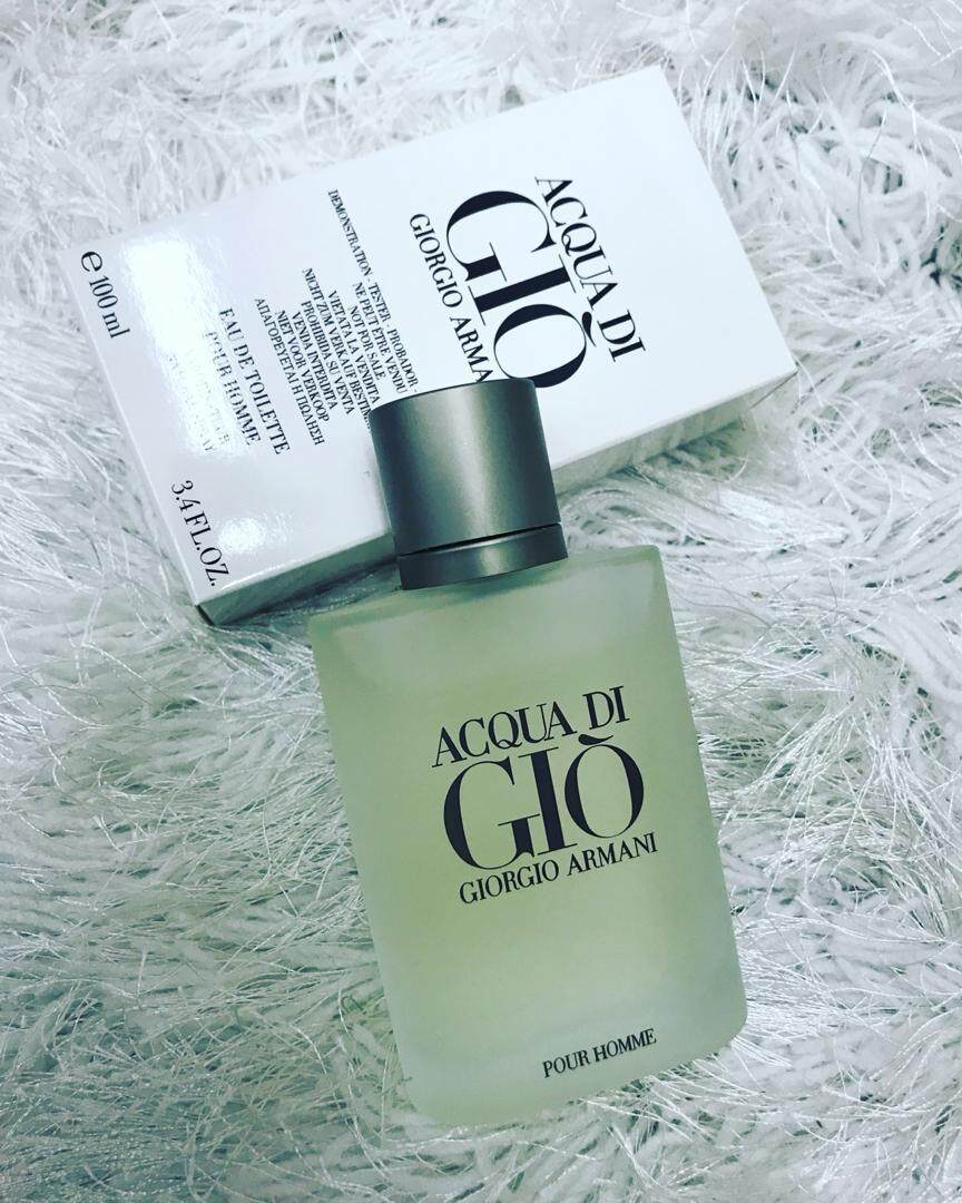Giorgio Armani Products For The Best Prices In Malaysia
