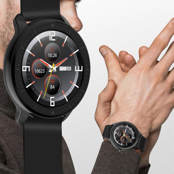 Bảng giá [Khuyến mãi đặc biệt] Vòng đeo tay thông minh chống nước cảm ứng toàn màn đen mới 2020 Phong Vũ
