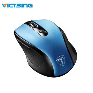 VicTsing Chuột không dây MM057 2.4G có đầu thu USB 5 cấp độ có thể điều chỉnh cho Notebook PC Laptop Máy Tính Macbook - INTL thumbnail