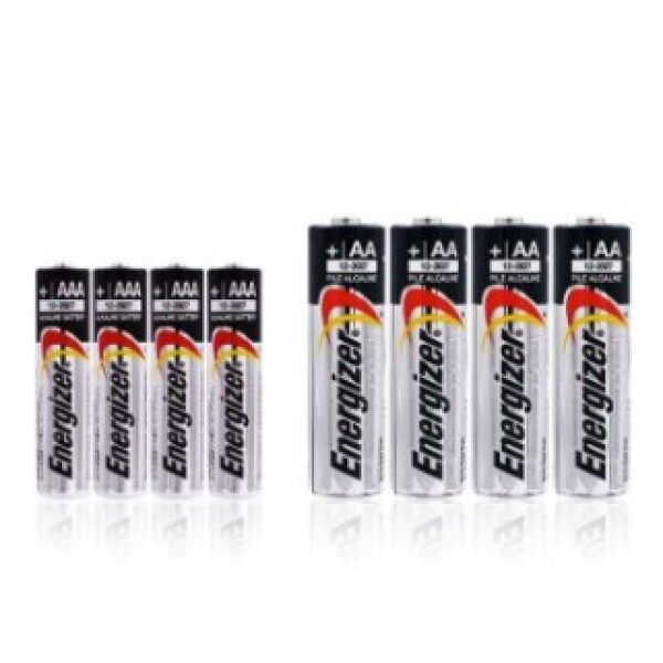 Wholesale 100% Energizer Battery AA / AAA Singapore Original 4pcs toy remote control clock