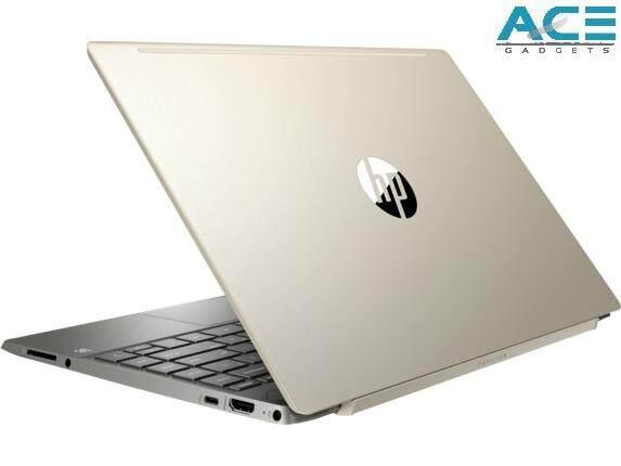 HP Pavilion 13-an0056TU Notebook *Gold* (i7-8565U/8GB DDR4/512GB PCIe/Intel/13.3 FHD/Win10) Malaysia