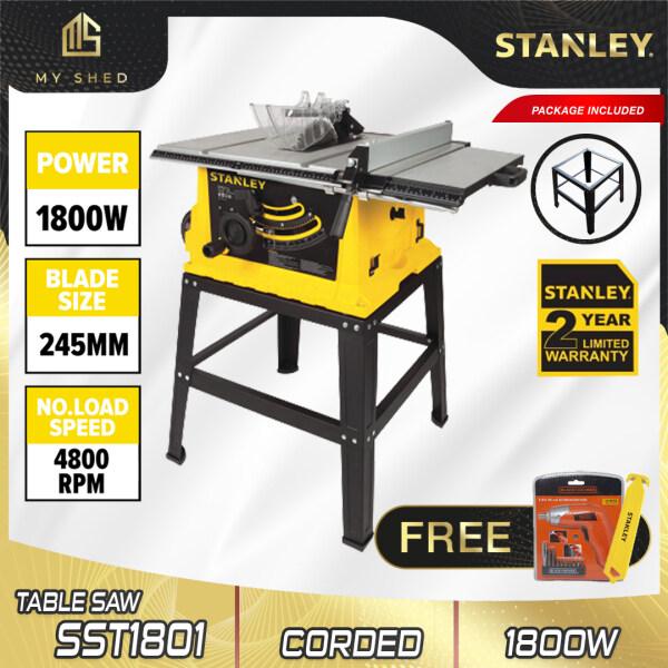 Stanley SST1801-B1 254mm ( 10 ) 1800W Table Saw ( SST1801 )
