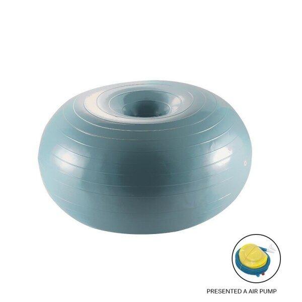 Bảng giá Inflatable Tập Thể Dục Bóng Donut Huấn Luyện Viên Thể Dục Ổn Định Tập Thể Dục Yoga Phụ Kiện Di Động Phòng Tập Thể Dục Nhà Sức Mạnh Đào Tạo Cân Bằng Bóng