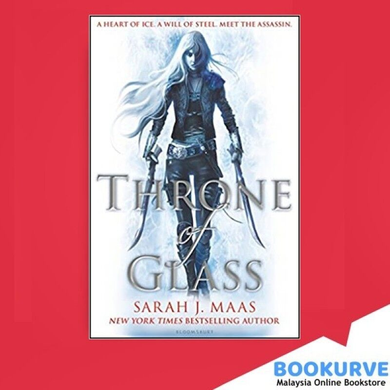 Throne of Glass (Throne of Glass Series Book 1) Malaysia