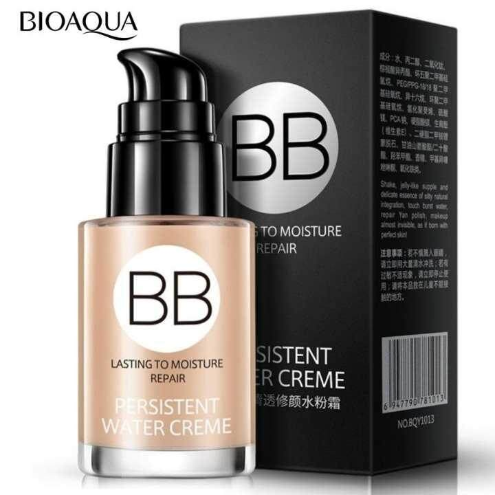 Bioaqua Bb Cream Super Wearing Lasting Makeup By Zevoda Official Store.