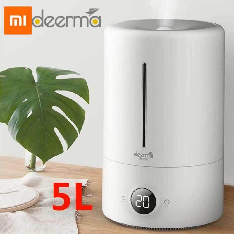 Xiaomi Deerma 5L Large Capacity Household Mute Humidifier Aromatherapy Machine Singapore
