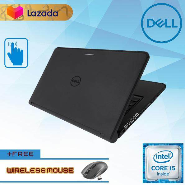 DELL LATITUDE E3340 TOUCHSCREEN [CORE I5 / 4GB RAM/ 128GB SSD/ 13.3-INCH LED/ WINDOWS 10 PRO/ LAPTOP] GRADE A REFURBISHED Malaysia