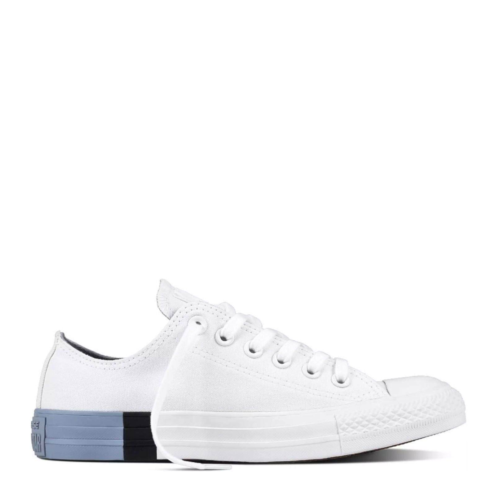Converse Chuck Taylor All Star OX White Glacier Grey White