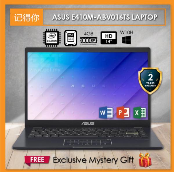 Asus E410M-ABV016TS/018TS Laptop Malaysia