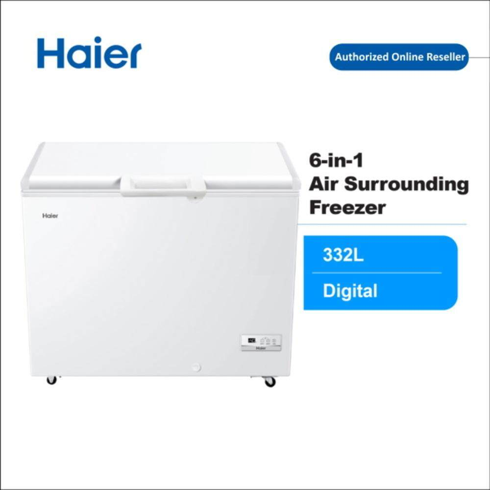 Haier BD-322HEF 332L Superior Chest Freezer (FREE GIFT WORTH RM125)