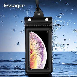 Ốp Lưng Chống Nước Essenger Dành Cho iPhone 11 Pro Xs Max Xr X Xiaomi Mi 9 Redmi Note 8 Túi Bảo Vệ Điện Thoại Vỏ Chống Nước Khi Bơi thumbnail
