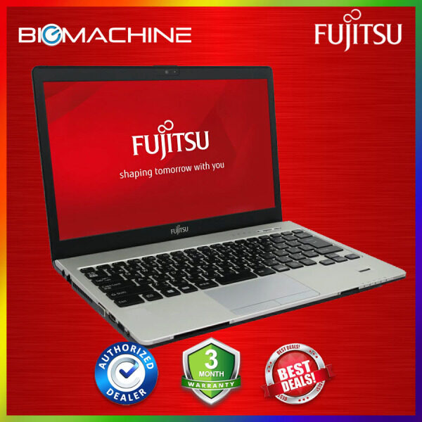 ( Refurbished )Fujitsu LifeBook S936 ( Celeron-3955U 2.0Ghz/4GB/128GB SSD/13/W10 ) ( Ready Stock ) Malaysia
