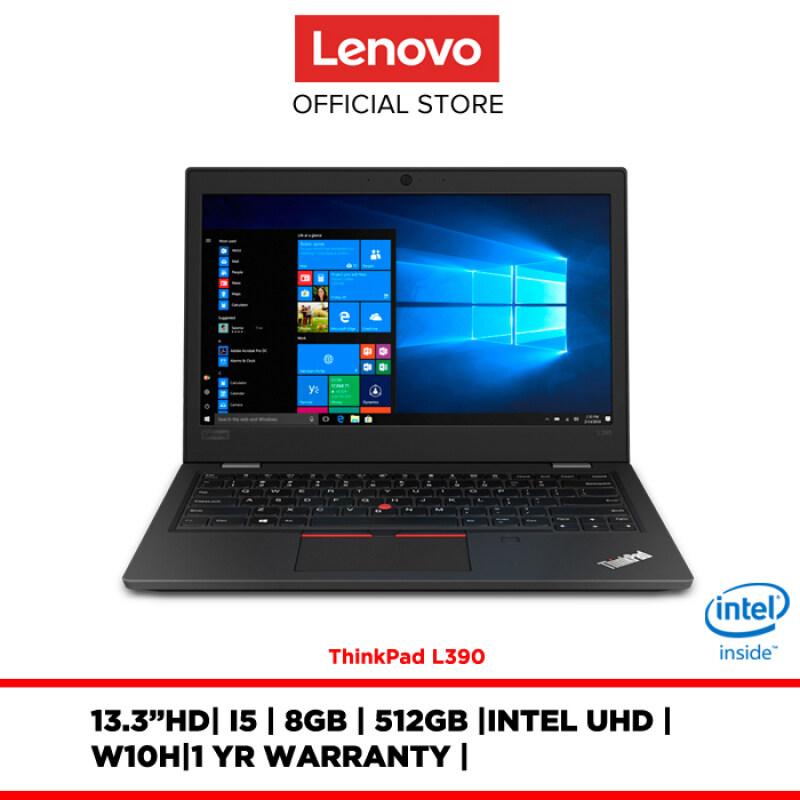 Lenovo Notebook Laptop ThinkPad L390 20NRS0DE00 13.3 HD/I5/8GB/512GB/INTEL UHD/W10H/1YR Warranty Malaysia