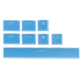 Tamuren PBT Keycaps For Corsair K65 K70 K95 Logitech G710 Gaming Keyboard Key Caps thumbnail