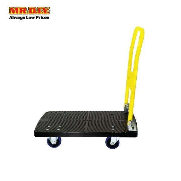 Foldable PVC Platform Hand Truck Trolley (64cm x 72cm)