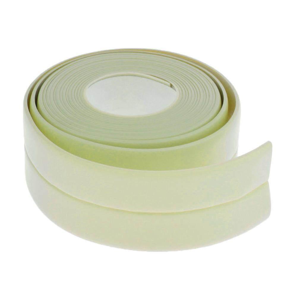 Welfare Right Caulk Strip PE Self Adhesive Tape, For Door Window Bathtub Bathroom Gap Shower Toilet Kitchen Wall Sealing Waterproof Seam Seals Gap Stickers Mould-Proof Adhesive