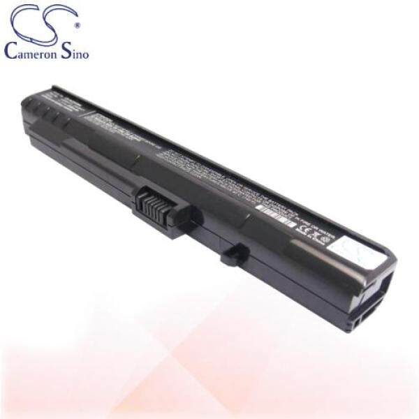 CameronSino Battery for Gateway LT1000 / LT1001 / LT1001G / LT1001J Battery Black L-ACZG5NK