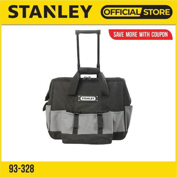 Stanley 93-328 Open Mouth Wheeled Tool Bag 20in