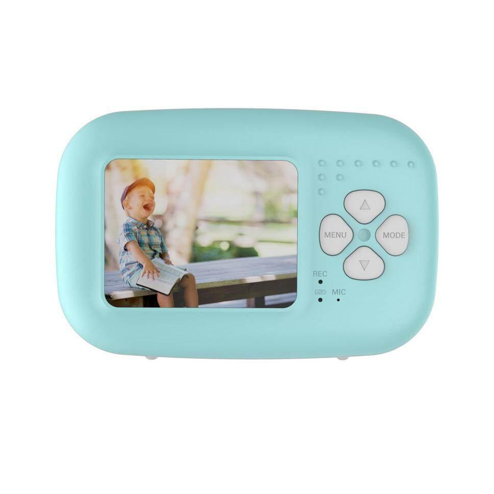 F700 Mini Smile Instant Print Digital Instant Camera - Blue