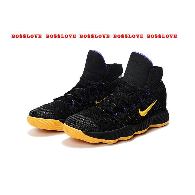 the latest d91a1 0e17a Nike Hyperdunk 2017 Flyknit men Sports Running Shoes Basketball Shoes 050