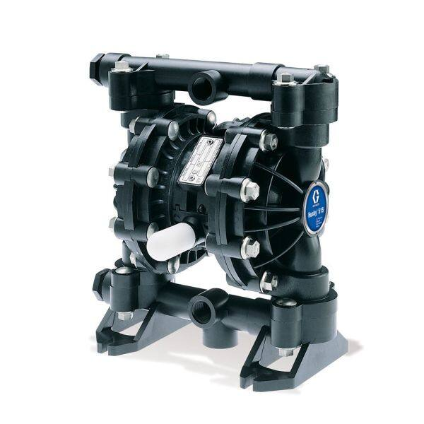 GRACO D5A211, Husky 515 1/2 Air-Operated Double Diaphragm Pump