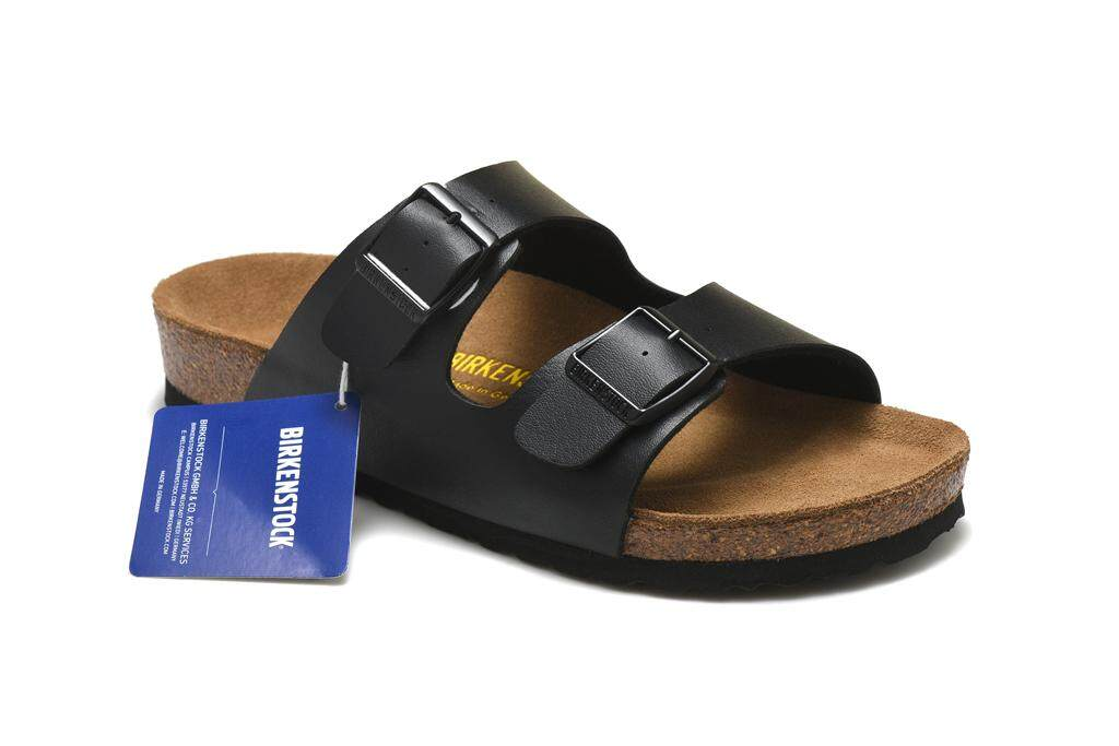 3a19f9da5 Birkenstocks Men Inspiration Premium Collection Men Arizona Natural Leather  Premium Black