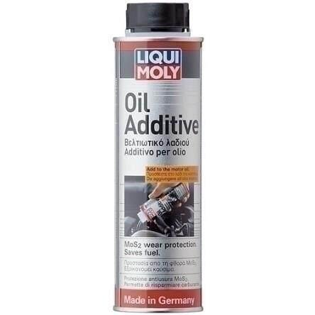 LIQUI MOLY 2591 OIL ADDITIVE 300ML