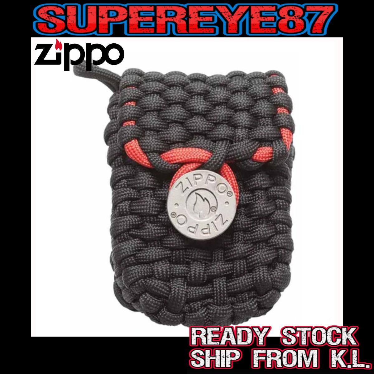Zippo Outdoor Paracord Pouch Belt Clip Loop 450lbs Break Strength 40467 New Lazada