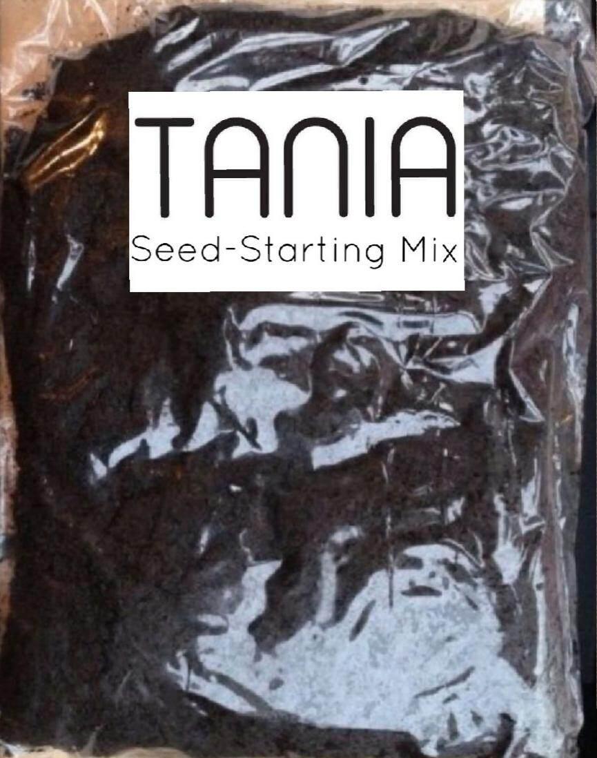 Organic Soil - Tania Seed-Starting Mix 3kg