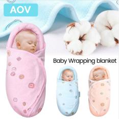 0-12 tháng trẻ sơ sinh chăn bông dễ thương trùm đầu hoạt hình mùa đông ấm áp túi ngủ xe đẩy em bé nhỏ bọc chăn mền cho bé