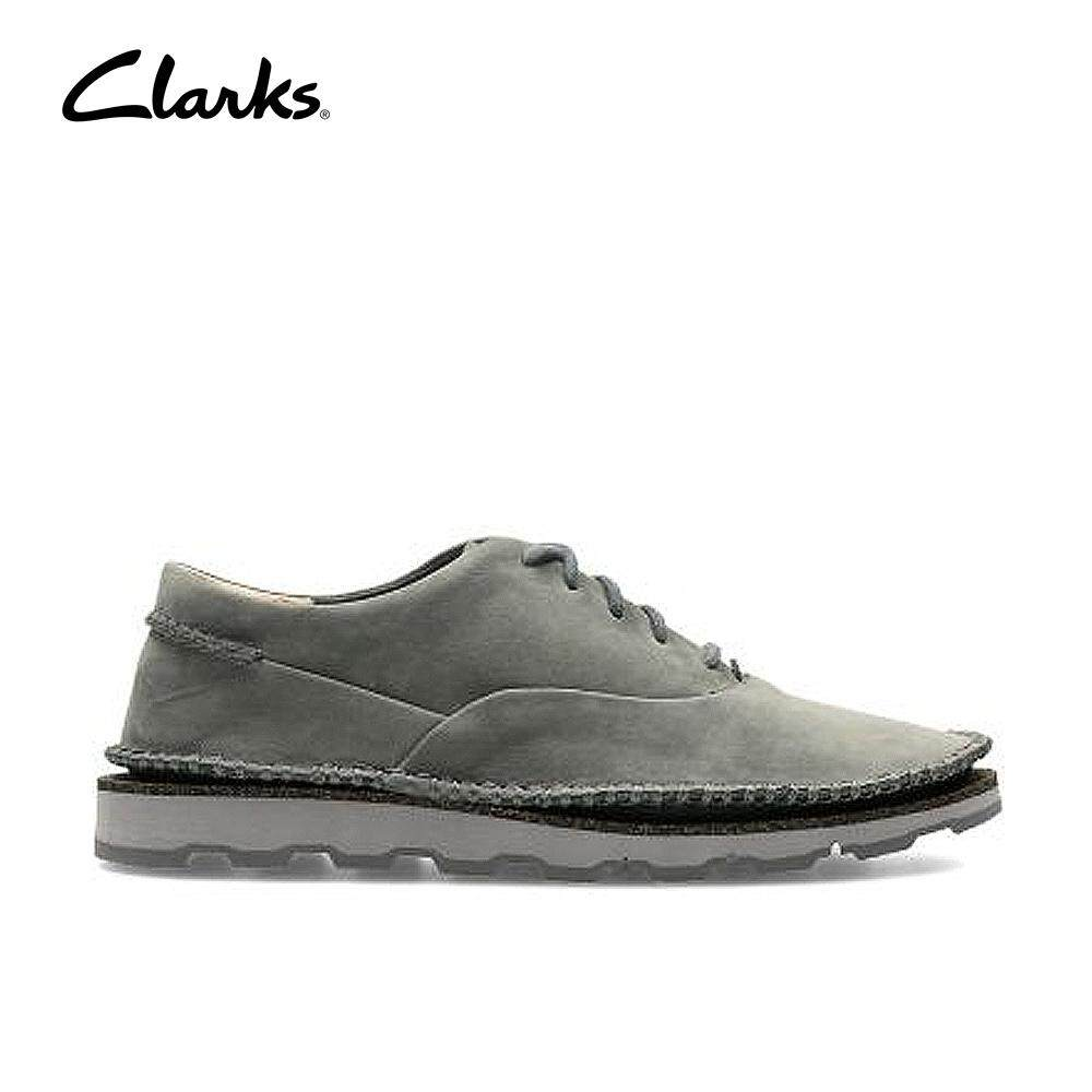 5dfd104af7c Clarks Womens Casual Damara Ava Grey Leather Casual Durable Fashion