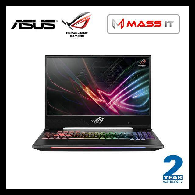 ASUS GL504G-VES044T ROG Strix Hero II (i7-8750H/GTX2060 6GD D6/8GB D4 2666MHz/512GB PCIe 3x4 NVMe M.2 SSD/15.6 144hz IPS FHD/WIN10/2 Years Warranty) Malaysia