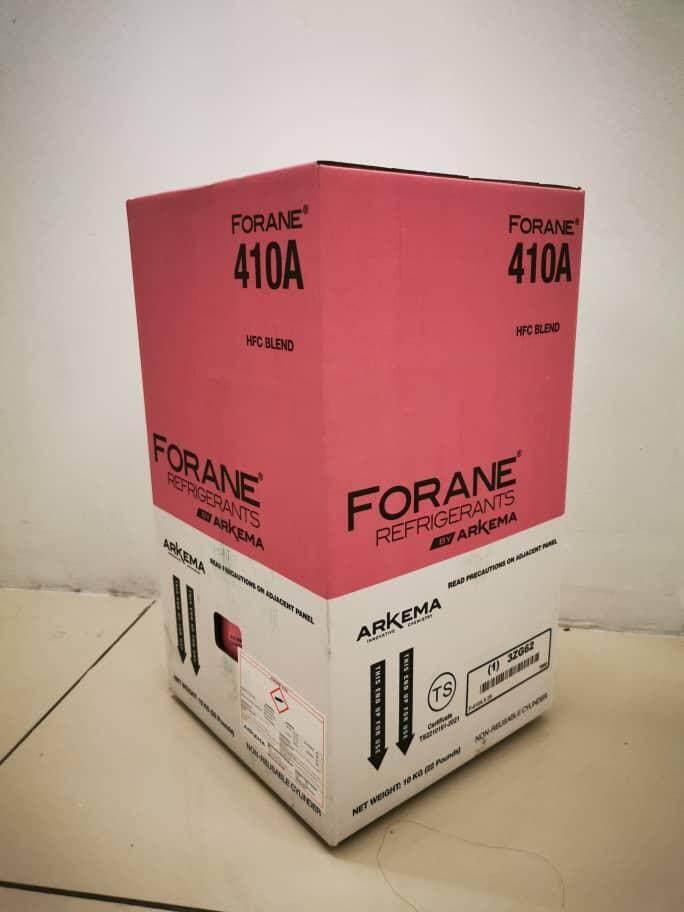 (FORANE) Refrigerant Gas R410A for Aircond - 10KG