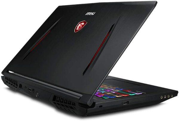 MSI GT63 TITAN-046 120Hz 3ms G-Sync Extreme Gaming Laptop i7-8750H (6 cores) GTX 1080 8G, 16GB 256GB NVMe SSD +1TB, 15.6 Malaysia