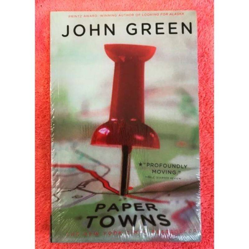 【Ready Stock】Paper Towns Malaysia