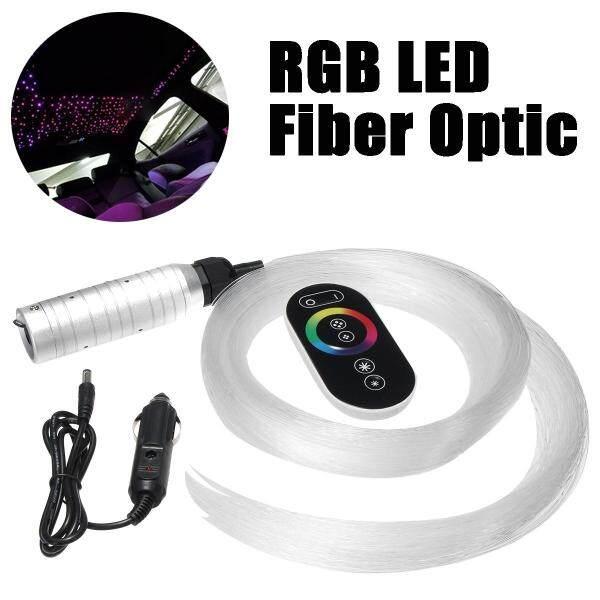 Đèn Led RGB DC12V sợi quang ánh sao sáng trần 6W 150 cái 0.75M 2M - INTL