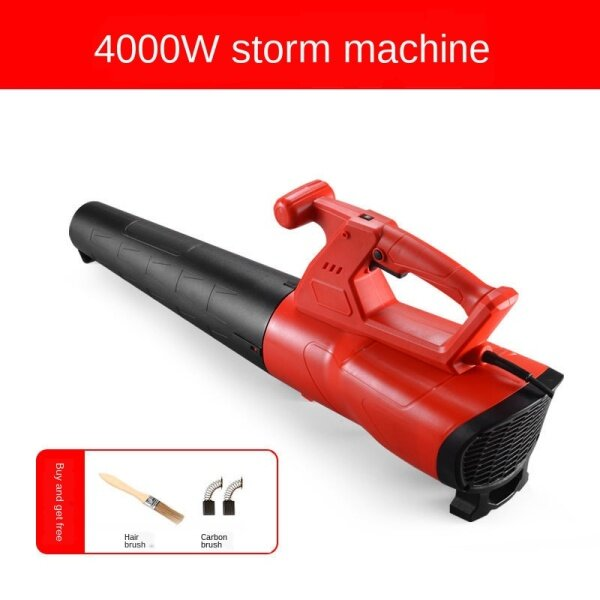 a duster✣☒™ Strong blower to blow leaves hair dryer power ash ash absorption clearer industrial electric dust removal machine storm