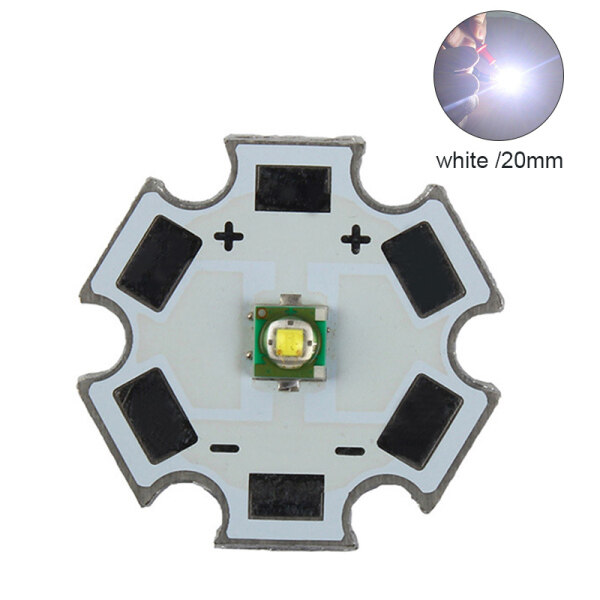 Geryer XM-L2 10W Công Suất Cao Chip Đèn LED Đèn Pin Bóng Đèn Chip Độ Sáng Cao