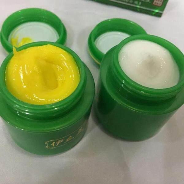 Buy 7 Days Face Whitening Cream Set 18g+18g Anti-pigment Anti Freckle Melasma Bleaching Skin Care Face Cream Singapore