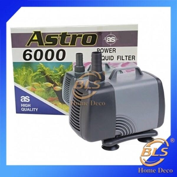 BLS ASTRO 6000 SUBMERSIBLE PUMP / LIQUID FILTER AS-6000 HOME DECORATION AQUARIUM