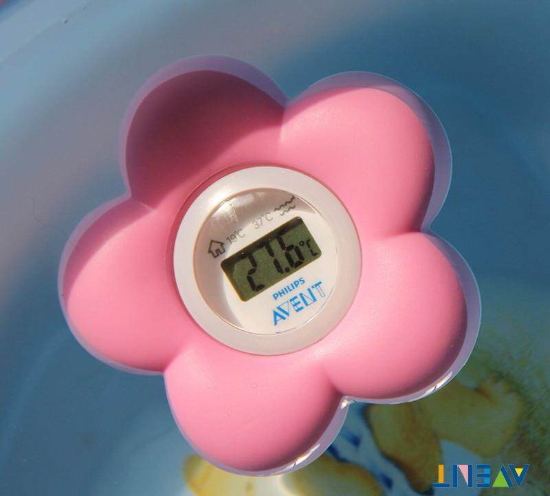 Philips AVENT SCH550//21 Digital Baby Bath and Bedroom Thermometer Temperature