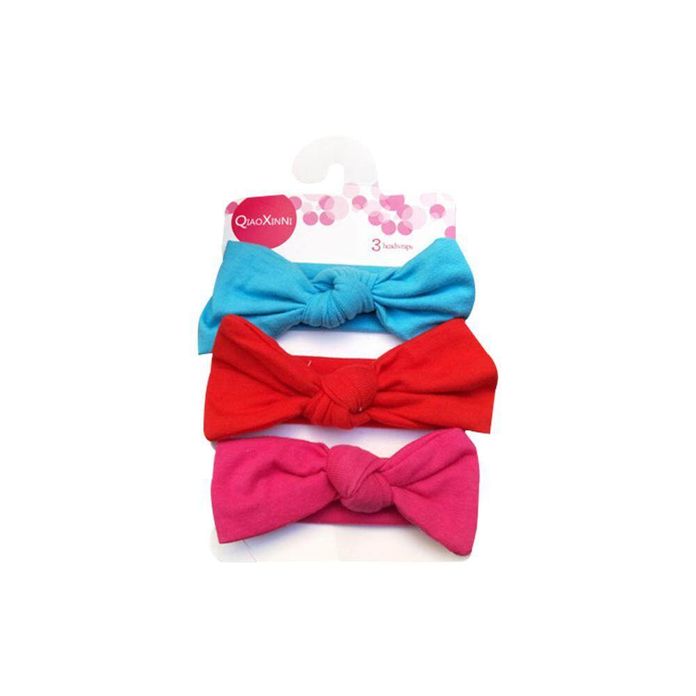 Buyinbulk Hair Bows Tie Baby Girls Kids Children Rubber Band Ribbon Hair Bands By Buyinbulk.