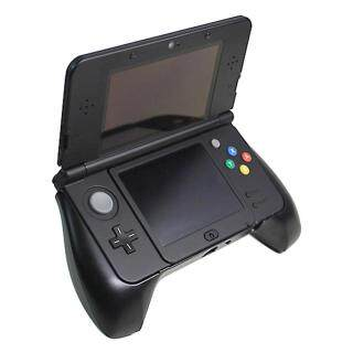 WANDA Hal Shop Giao Hàng Miễn Phí COD Tay Cầm Màu Đen Tay Cầm Joypad Case Đế Giữ Nhựa Cho Nintendo 3DS Mới thumbnail