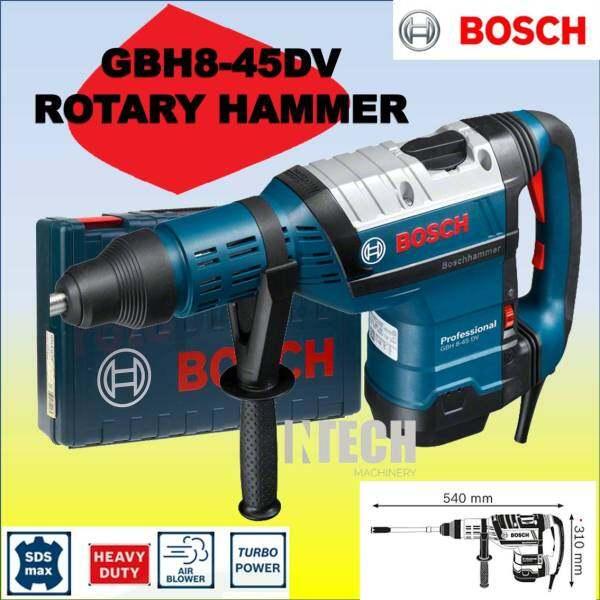 BOSCH GBH8-45DV Rotary Hammer with SDS-max (GBH845DV)