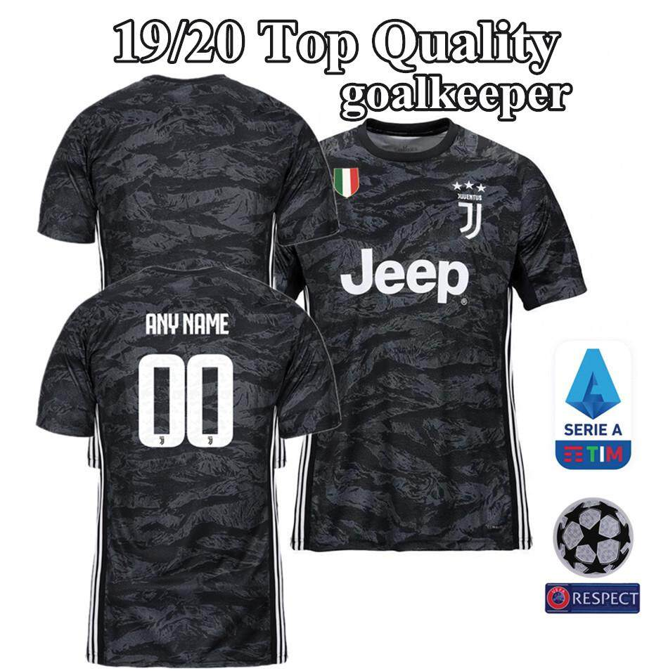 factory authentic 12f14 e4af8 Top Quality 19/20 Juventus Home Goalkeeper Football Jersey SZCZESNY 1