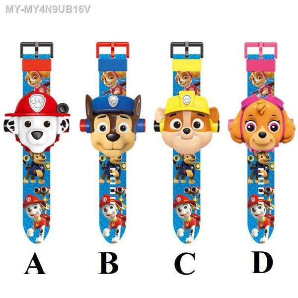 Socute Paw Patrol Projector Watch Chase Marshall Rubble Skye Malaysia