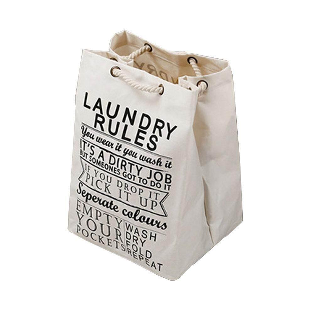 SilyNew Lớn Đựng Đồ Giặt, Có Thể Gấp Gọn Chữ Cái Tiếng Anh Lanh Đựng Đồ Giặt, Quần Áo Bẩn Lồng Giặt, Trẻ Em Phòng Nhà Tổ Chức, Nhà Trẻ Lưu Trữ Giảm Duy Nhất Hôm Nay