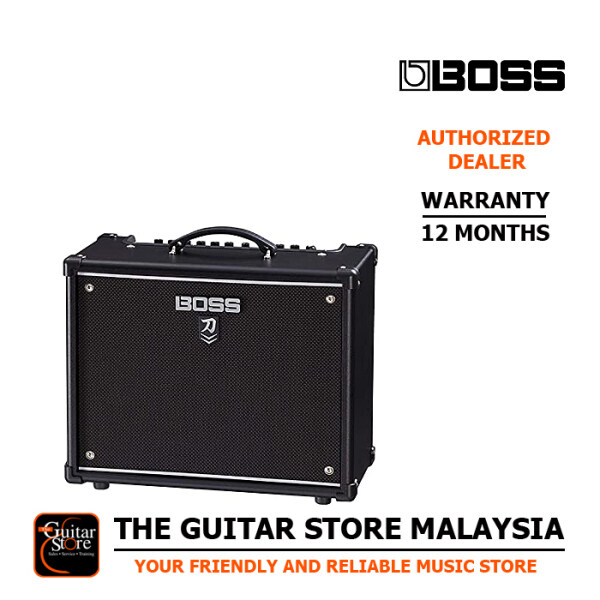 Boss Katana 50-Watts MKII Combo Electric Guitar Amplifier (MK 2) Malaysia